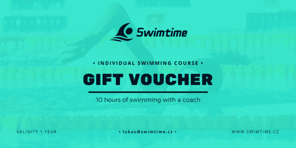 Individual swimming course 10 h