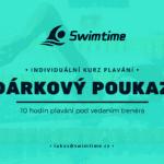 individuální kurz plavání 10 hodin
