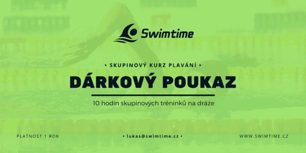 Skupinový kurz plavání 10 hodin