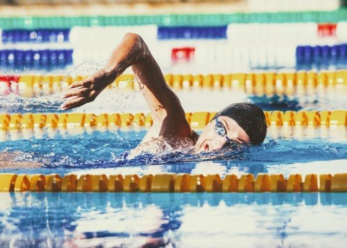 Individuální kurzy plavání