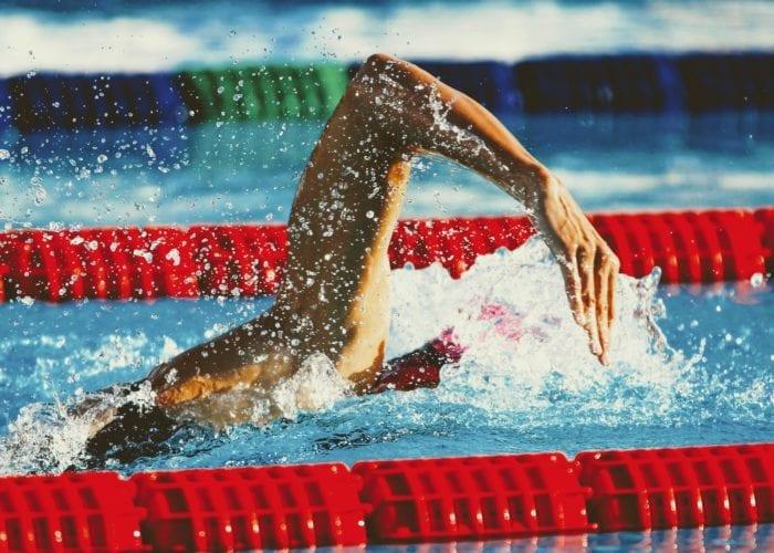 Skupinové kurzy plavání