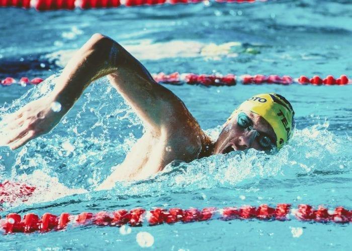 Víkendové kurzy plavání